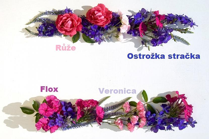 Červencová kytice plná růží: Květy s vůní léta 2