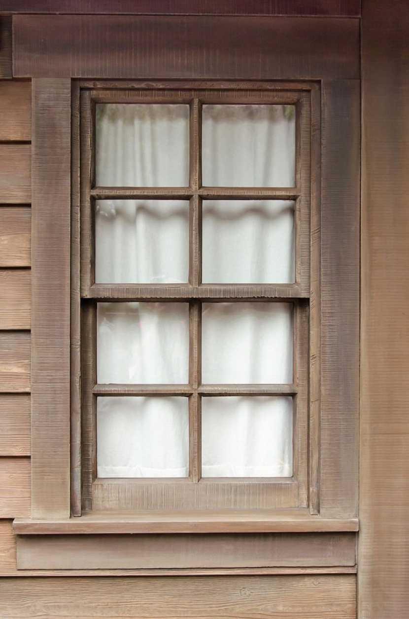 Dřevěná okna skýtají milou klasiku, plastová jsou praktičtější