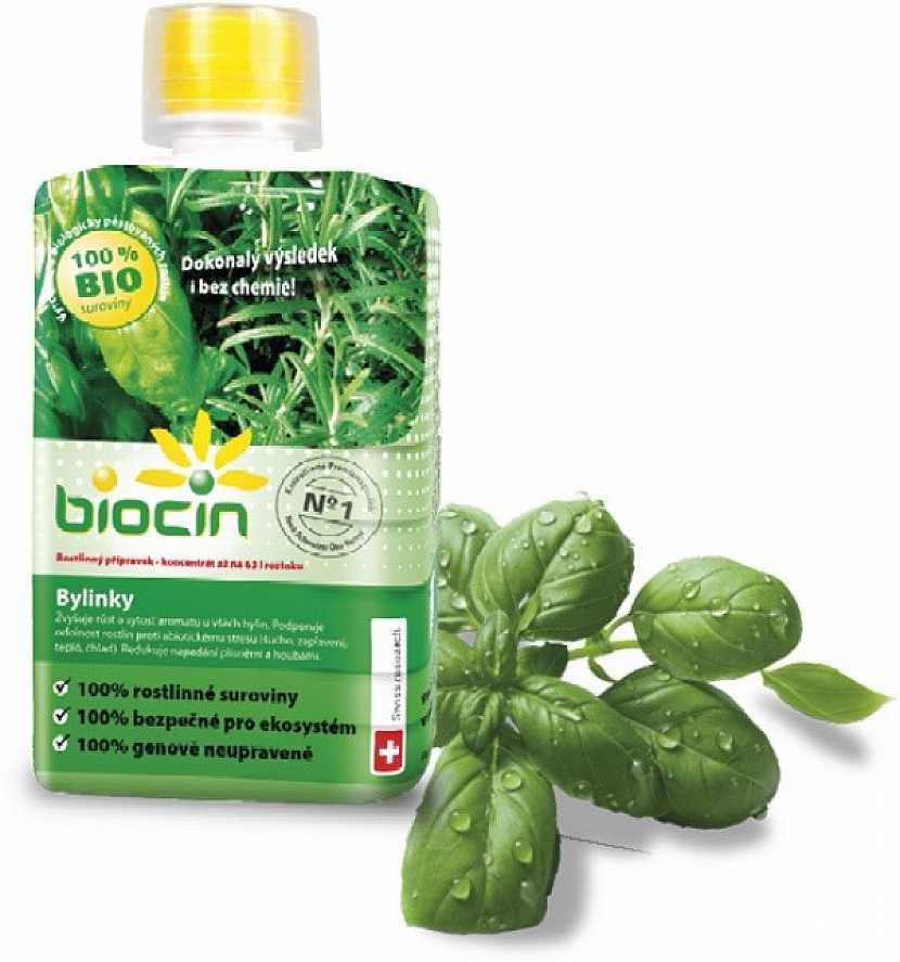 Biocin: Přírodní hnojivo na bylinky