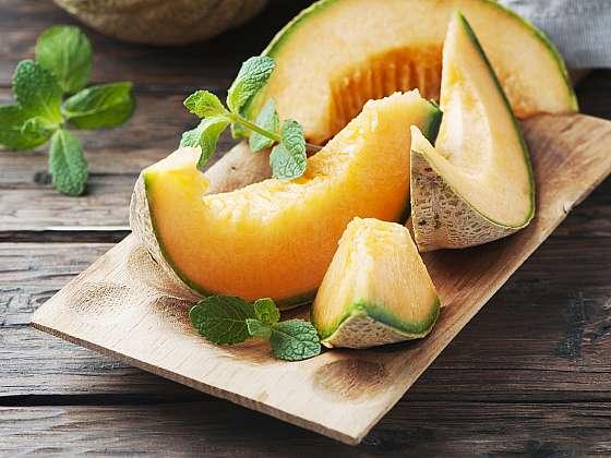 Vypěstujte si cukrový meloun na zahrádce (Zdroj: Depositphotos (https://cz.depositphotos.com))