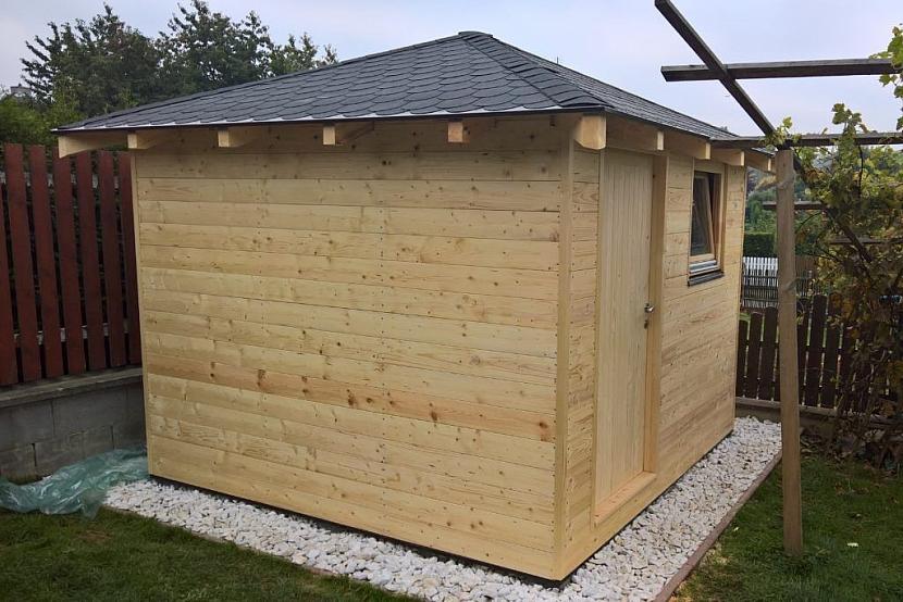 Dnešní trh nabízí široký výběr prefabrikovaných chatek a zahradních domků