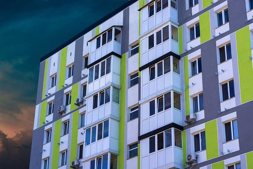I takto může být zasklený balkon