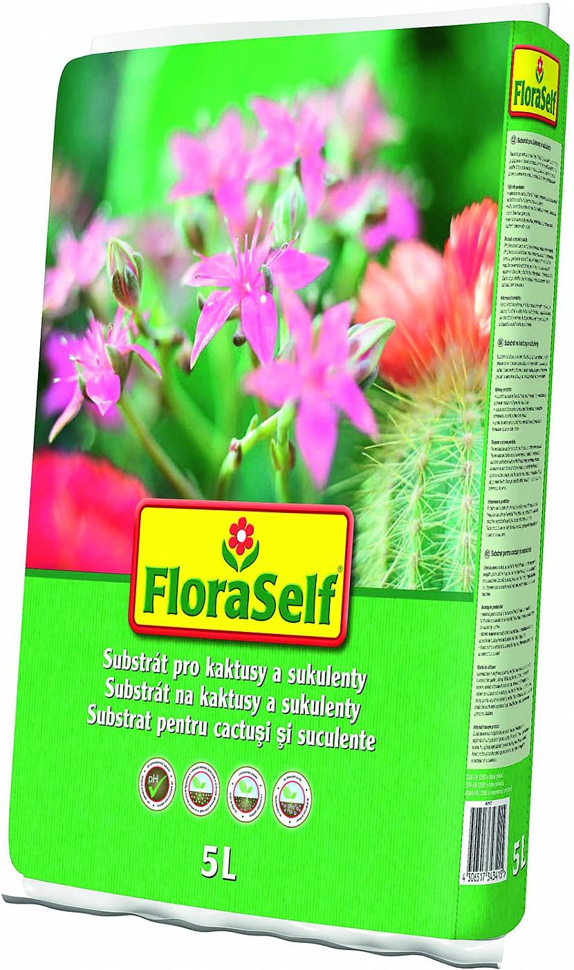 6621877_Substrat pro kaktusy FloraSelf_Hornbach