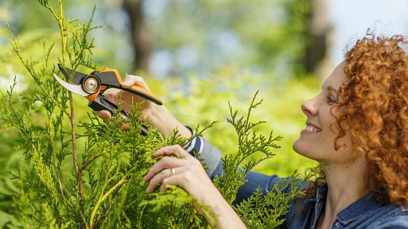 PowerGear X nůžky zahradní převodové dvoučepelové