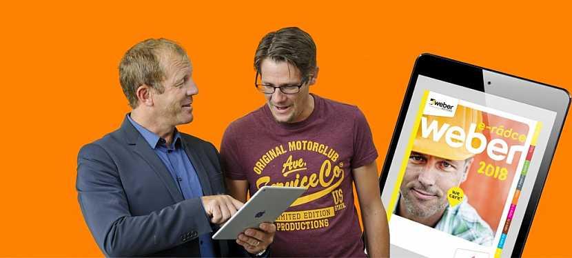Weber připravil řadu online komunikačních aktivit