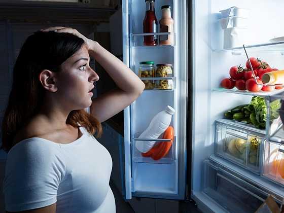 Nejen teplota v lednici ovlivňuje její úspornost (Zdroj: Depositphotos)