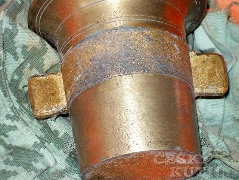 Renovace mlýnku, hmoždíře a závažíček