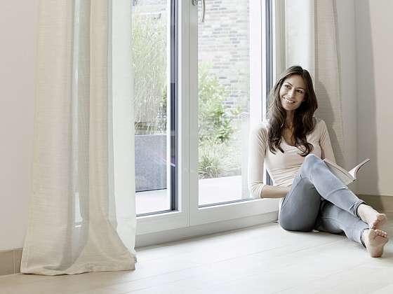 Vaše okna si tu správnou péči zaslouží (Zdroj: REHAU)