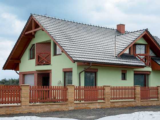 Jak pečovat o střechu v zimě
