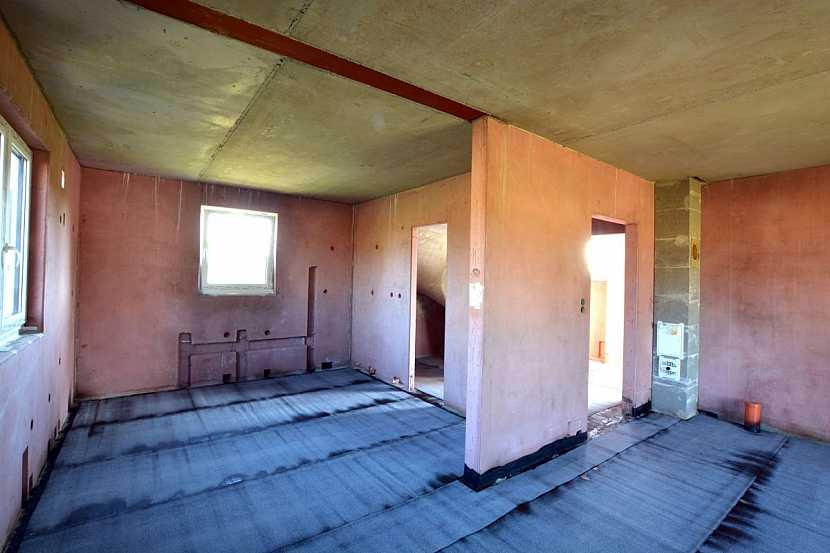 dům z betonu