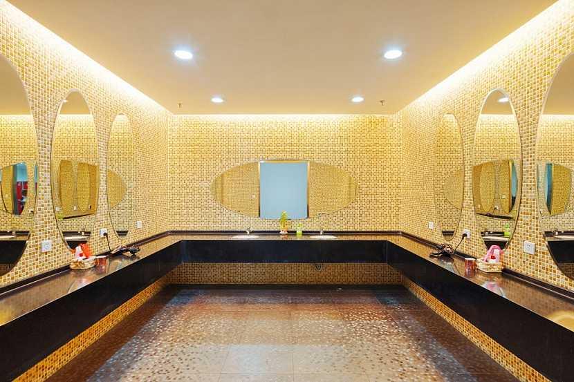 Bodová světla mají svůj specifický způsob uložení do stropu