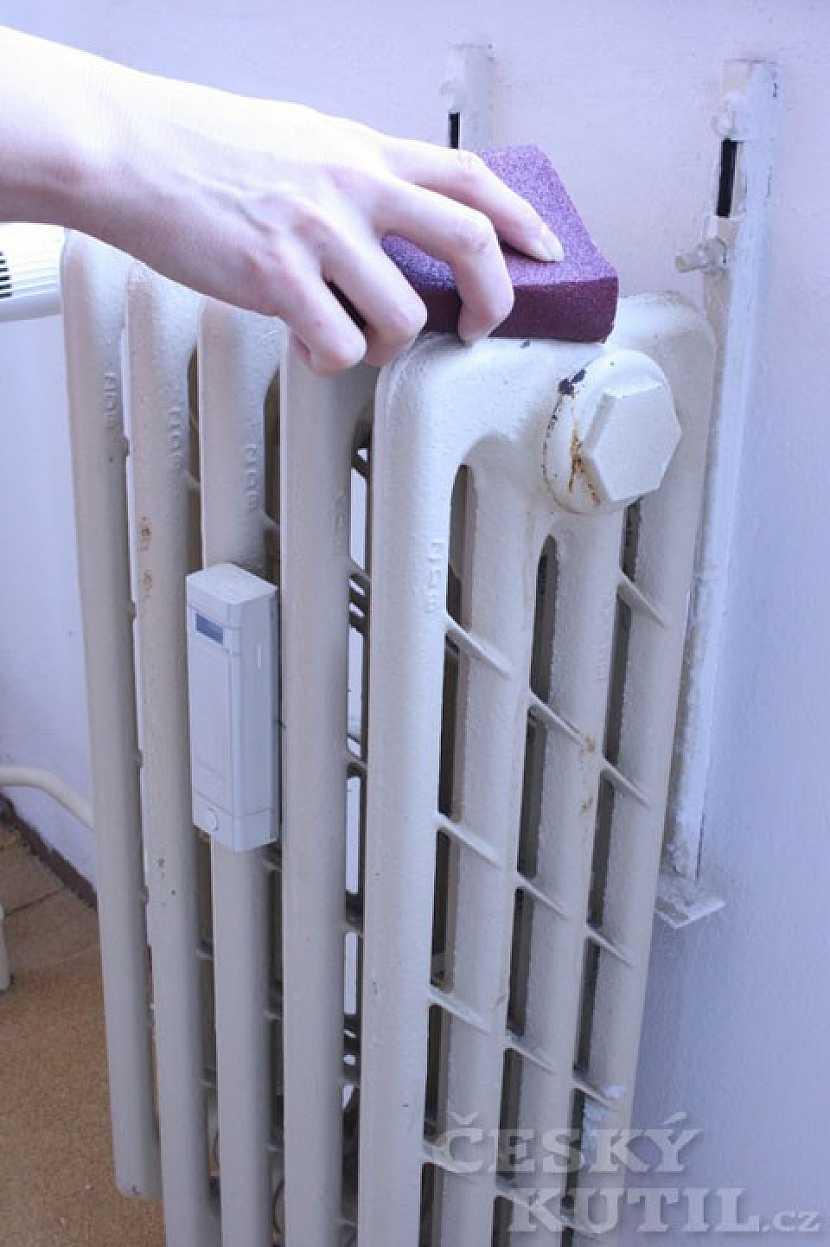 Renovace radiátoru