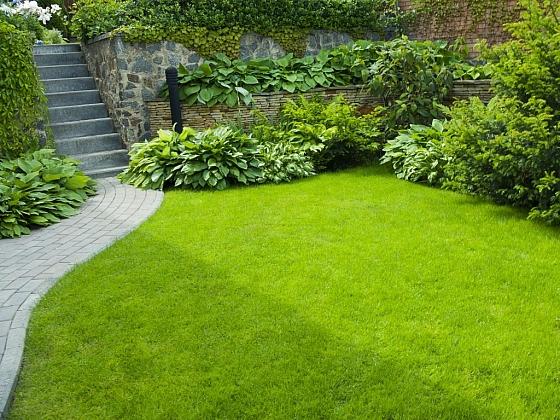 Péče o trávník není tak složitá, jak se může zdát