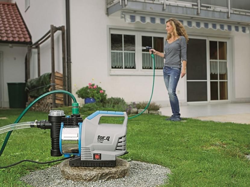 Zahradní povrchové tlakové čerpadlo