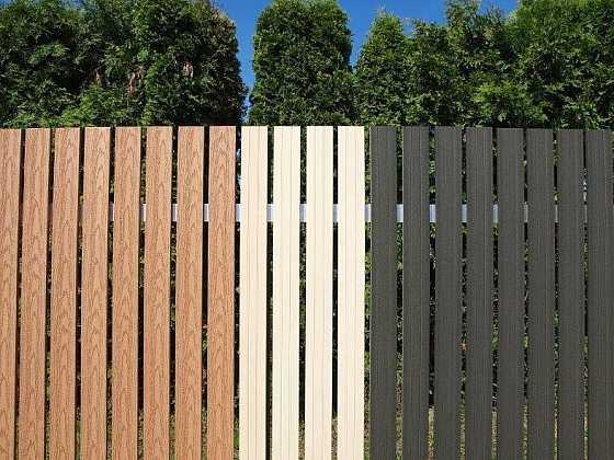 Bílé ploty nestárnou