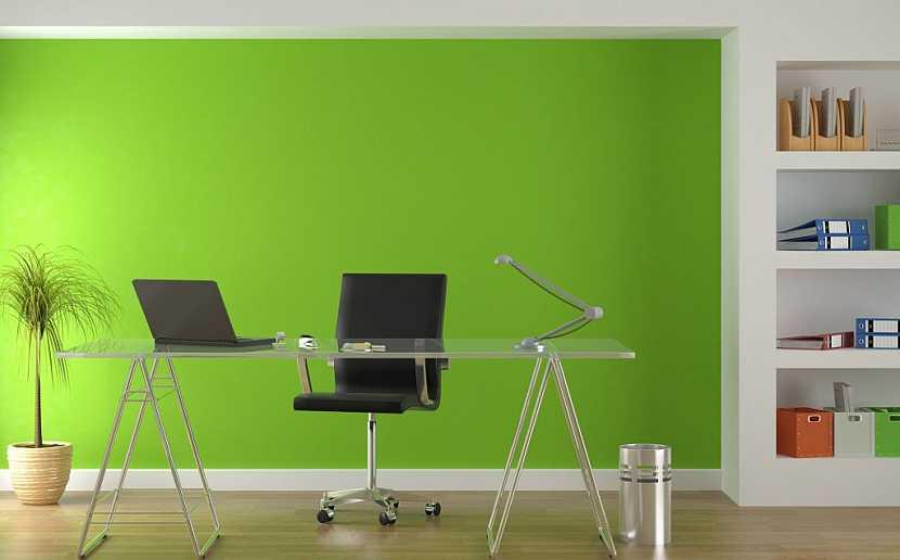 I v jednoduchosti je síla a kancelářský nábytek nemusí být jen z masivu