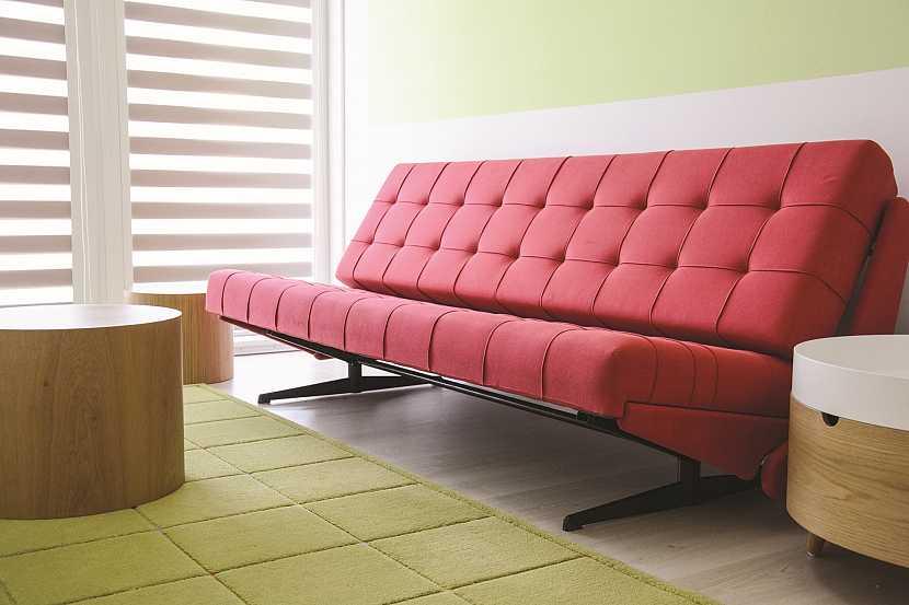 Bordó sofa