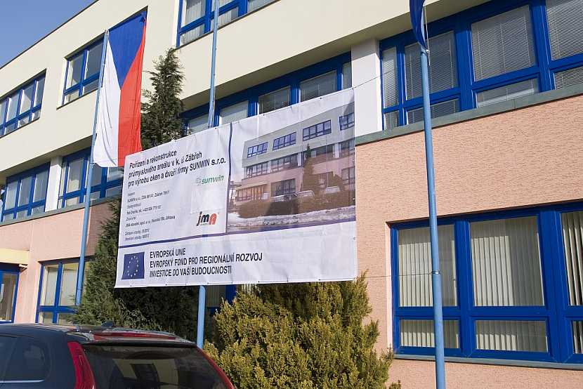 Nový areál pro výrobu oken vznikne v Zábřehu