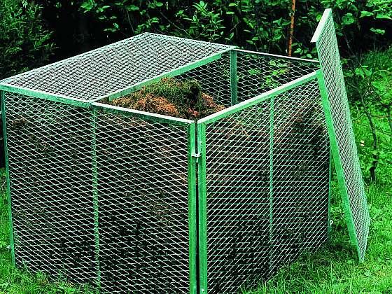 Znáte tajemství kompostování – snadno a udržitelně k zahradě? (Zdroj: HORNBACH BAUMARKT CS spol. s.r.o.)