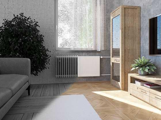 Jak rychle vyměnit radiátor v pěti krocích a proč se k tomu rozhodnout (Zdroj: Korado)