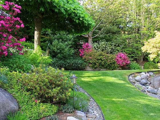V živé zahradě by měly být všechny prvky ve vzájemné harmonii (Zdroj: Depositphotos (https://cz.depositphotos.com))