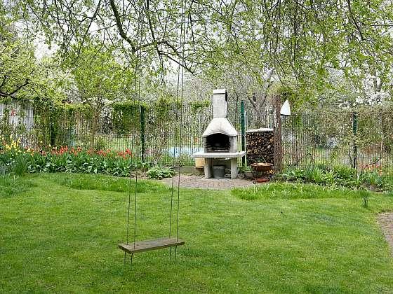 Ani sebelépe navržená zahrada nemůže bez následné péče fungovat (Zdroj: Archiv FTV Prima)