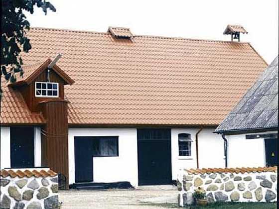 Lehká střecha za lehkou cenu (Zdroj: Lindab)
