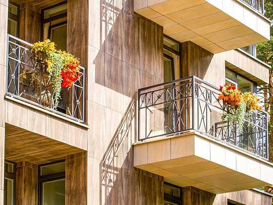 Renovace balkonového zábradlí