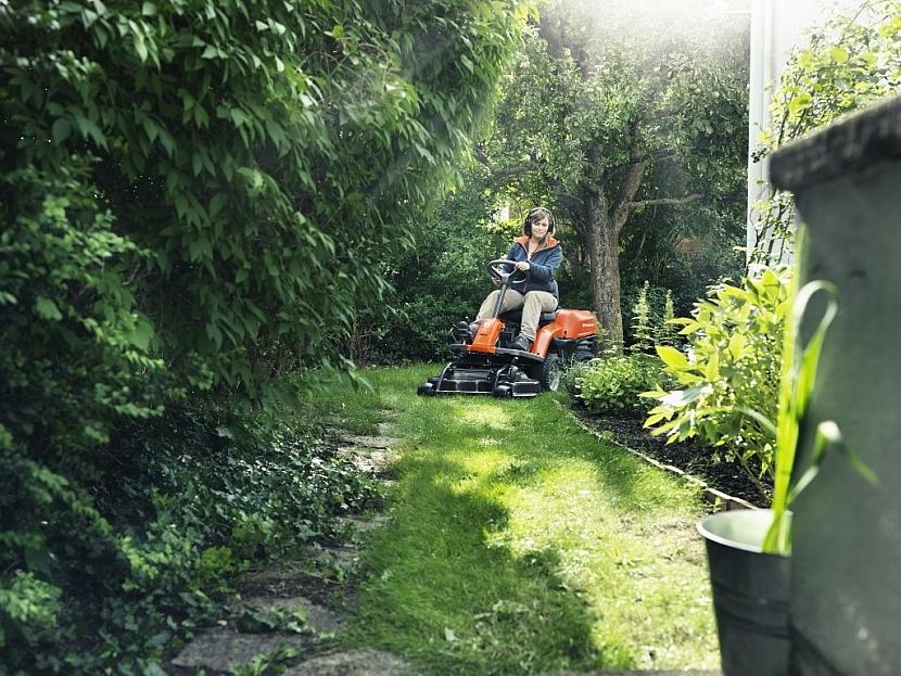 TIPY: Sekání bez chyb s výkonnou zahradní technikou