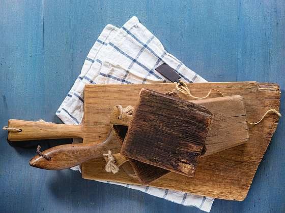 Vyrobte si vychytané skládací dřevěné prkénko (Zdroj: Depositphotos (https://cz.depositphotos.com))