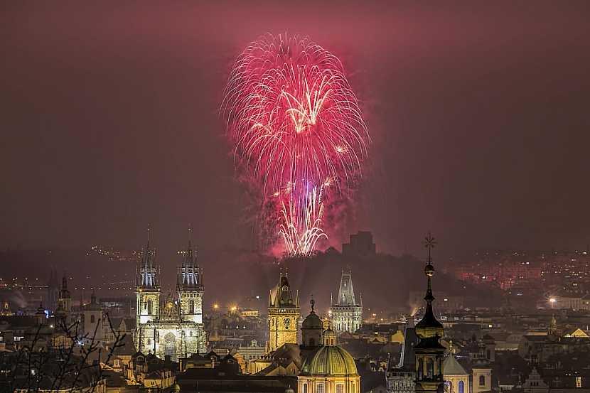 Silvestr a Nový rok