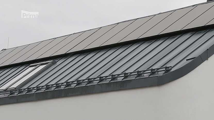 Fotovoltaické panely a zimní období (Zdroj: Prima DOMA)