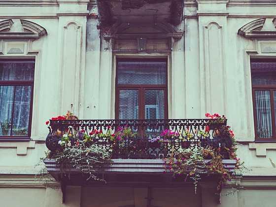 Renovace balkónů a lodžií
