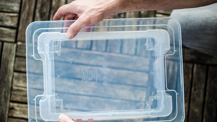Jak vyrobit vermikompostér z plastových krabic 3