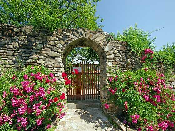 Zahrady plné květin, stromů a dalších prvků jsou plné života (Zdroj: Depositphotos)