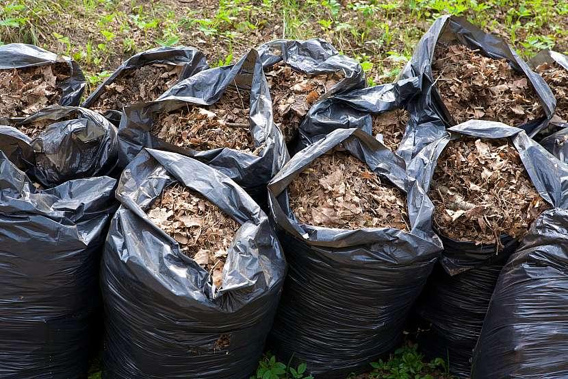 Listí využijte na maximum, kromě kompostu ochrání i rostliny před promrznutím
