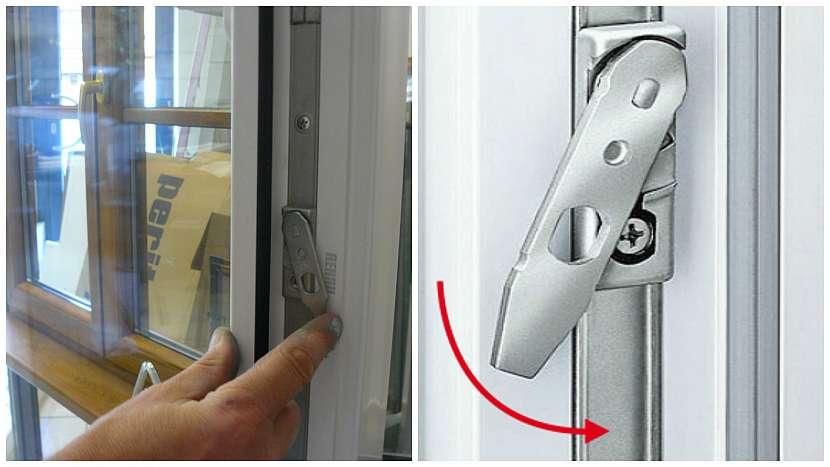 Co dělat, když se okno zavírá samo: Jak svěšené okno správně seřídit 5