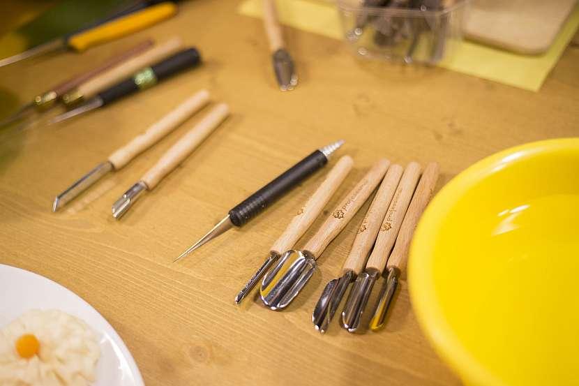 Nástroje na carving