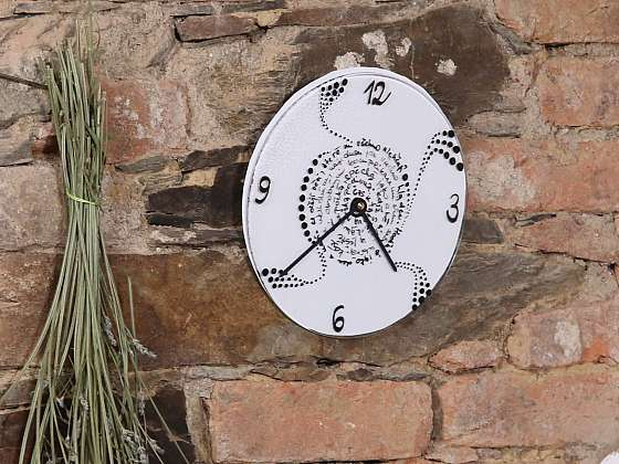 Vlastnoručně vyrobené hodiny můžou být i originální dárek (Zdroj: Archiv FTV Prima, se svolením FTV Prima)