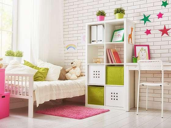 Chystáte se na rekonstrukci dětského pokoje? Máme pro vás 5 tipů, jak ho zařídit (Zdroj: Depositphotos)