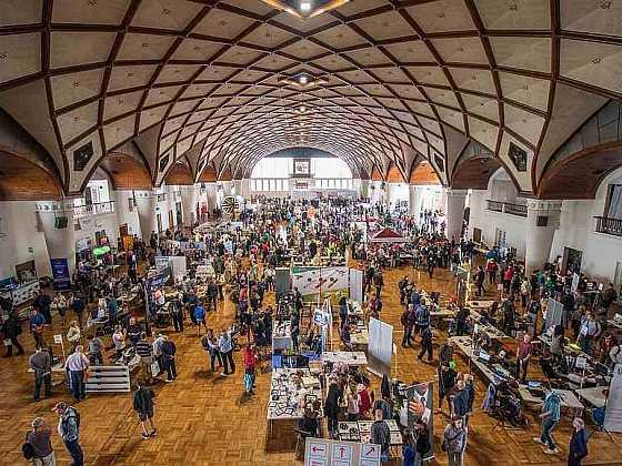 Maker Faire je největší světová přehlídka novodobého kutilství a kreativity (Zdroj: Maker Faire Prague)