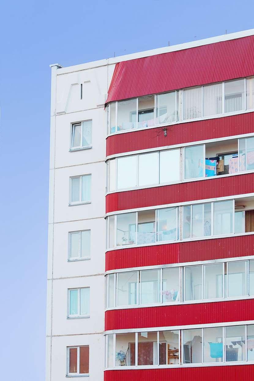 Prosklené balkony