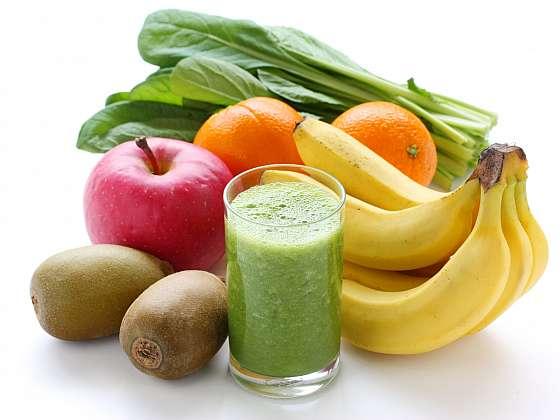 Připravte si chutnou špenátovou vitaminovou bombu (Zdroj: Depositphotos (https://cz.depositphotos.com))