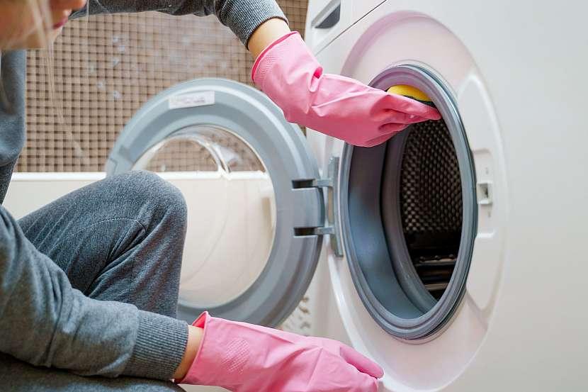 Mytí pračky