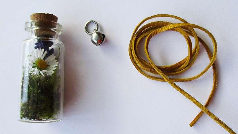 Jak si děti mohou uchovat vzpomínky na prázdniny: Malá lahvička plná velkých zážitků 3