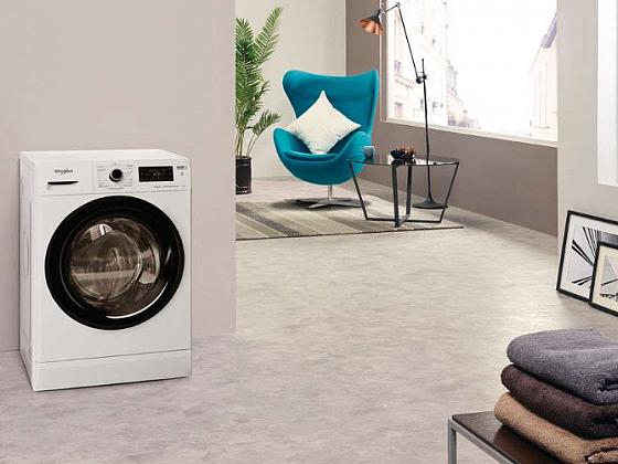 Pára pro voňavé prádlo bez bakterií a alergenů (Zdroj: Whirlpool)