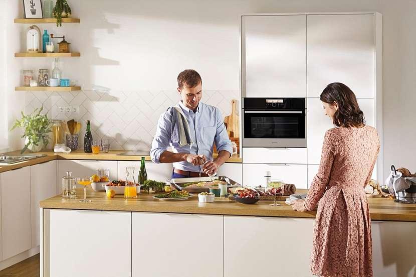 Společná příprava jídla posílí i váš vztah
