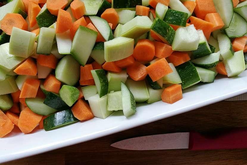 Nakládaná zelenina jako dárek aneb Jak vytvořit z malé úrody velkou radost 6