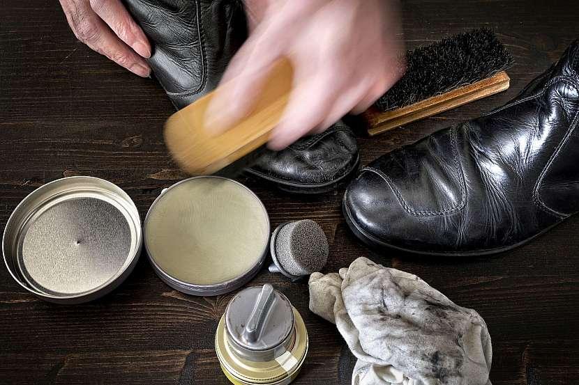 Krémování bot