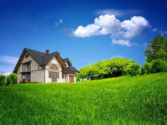 Jaký máte svůj vysněný domov? (Zdroj: Depositphotos)